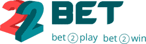 22Bet Casino Logo